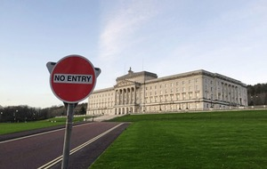 Newton Emerson: Parties turn up for Stormont talks - and nobody notices