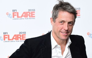 Hugh Grant appeals for help after script stolen from car