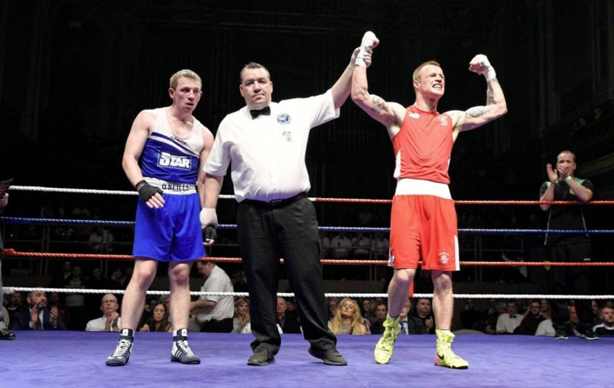 Fearghus Quinn and Brett McGinty expected to serve up Ulster Hall classic on finals night