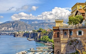 Magnificent Sorrento is so relaxing but it's a place where you won't stay idle for long