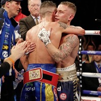 Undecided Carl Frampton still has 'plenty left' but Josh Warrington rejects talk of rematch