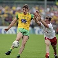 Hugh McFadden proving to be a leader for Donegal