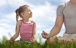 Mindfulness for children: Three easy exercises to try with your kids