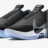 Nike unveils self-lacing shoes controllable from a smartphone