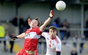 Tyrone's Conall McCann keen on 'most important' McKenna Cup matches