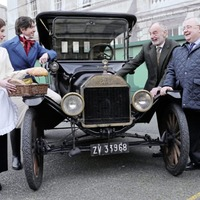 Leinster House kicks off celebration of 100 years of Dáil Éireann