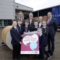 The Irish News launches school edition to improve literacy skills