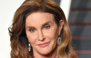 Caitlyn Jenner takes part in the #10YearChallenge
