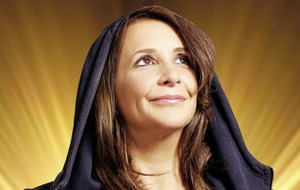 Arts Q&A: Comedian Lucy Porter on Caroline Aherne, Billy Connolly and erotic comedy