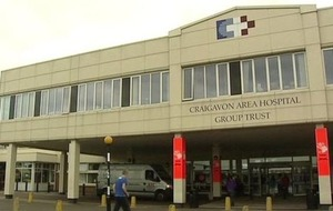 Police respond to 'incident' at Craigavon Area Hospital