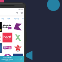 Deezer launches free radio app as streaming competition cranks up