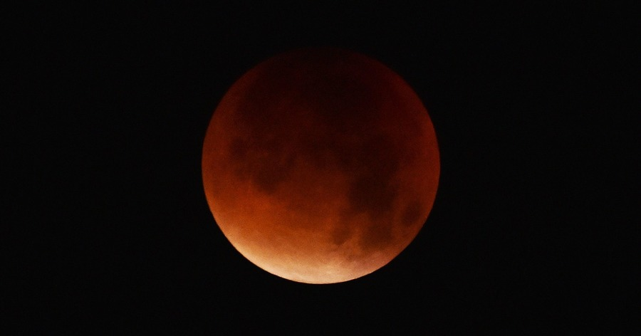blood red moon 2019 ireland - photo #2