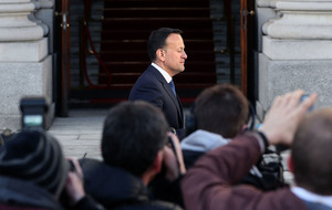 Westminster must find Brexit solutions, warns Leo Varadkar