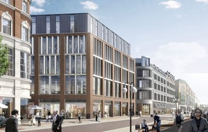 Contractor chosen for first phase of £500m Tribeca Belfast scheme