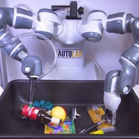 'Ambidextrous' robot could speed up online order processing