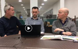 Miss our OUT IN FRONT sports video or audio show this week? Catch up here ... watch or get the headphones on and listen in