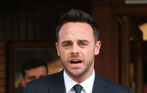 Ant McPartlin set to return to work on Friday