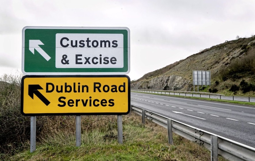 crossborder motorists will need 'green card' if there is