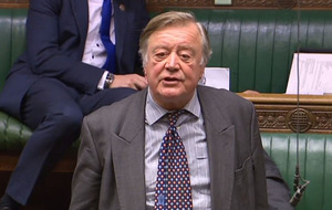Ken Clarke slams Theresa May for spending time on 'sectarian Protestant' DUP