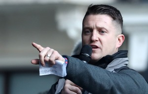 YouTube suspends adverts on Tommy Robinson's account