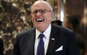 I never said there was no collusion with Russia, says Rudy Giuliani