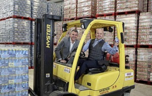 Record Northern Ireland sales 'Boost' soft drink company sales