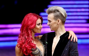 Dancing with Dianne Buswell 'all professional' despite romance, says Joe Sugg