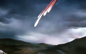 Earth hit by more asteroids in past 290 million years