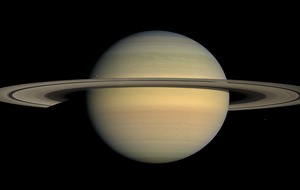 Saturn existed for billions of years before getting its rings, study says
