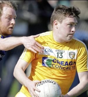 I haven't retired from the inter-county scene: St Gall's ace CJ McGourty