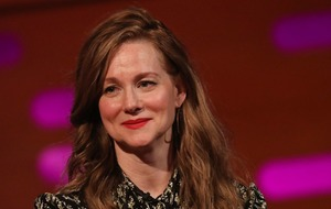 Laura Linney reveals real-life heartbreak while filming Love Actually