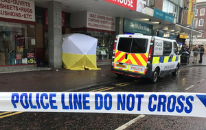 Homeless man found dead in Belfast city centre