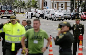 Death toll from Colombian police academy bombing reaches 21