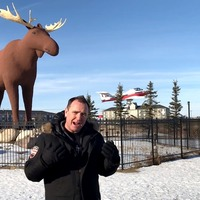 Canadians fight back after losing 'world's tallest moose statue' crown to Norway
