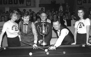 On This Day - Jan 1949: Dennis Taylor, 1985 World snooker champion, is born