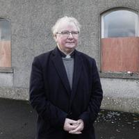 Fr Joe McVeigh left feeling threatened after goldmine Mass approach