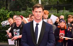 Chris Hemsworth and Dwayne Johnson joke about Dirty Dancing remake