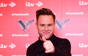 The Voice coach Olly Murs refuses to refer to The X Factor by name
