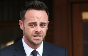 Ant McPartlin hails 'rock' Anne-Marie Corbett for role in recovery