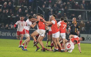 Tyrone lift Dr McKenna Cup with hard-fought victory over Armagh
