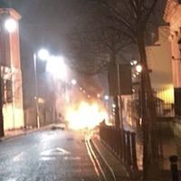 Five arrested as police say New IRA responsible for Derry van bomb