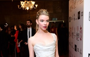 Anya Taylor-Joy looks stunning at Critics' Circle awards