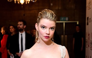 We have to keep momentum of Time's Up going – Anya Taylor-Joy