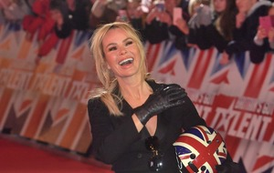 Amanda Holden dazzles in two different outfits at BGT photocall