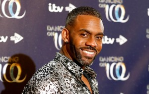 Richard Blackwood eliminated from Dancing On Ice