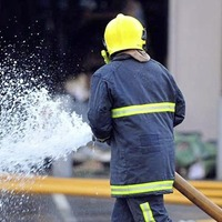 Couple and grandchild escape house fire in Coleraine