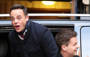 Ant reveals rift with Dec over drink drive rap