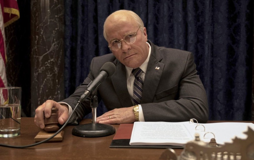 Film review: Vice is engrossing – until Cheney achieves his goals