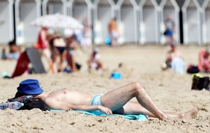 UK heatwaves becoming more frequent and longer lasting