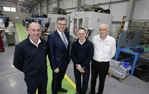 Portadown engineering firm Boyce to double workforce as it opens new manufacturing facility
